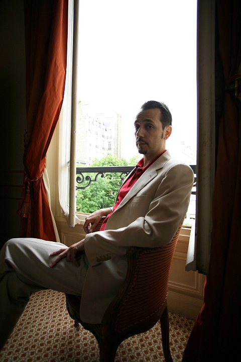 Dimitri From Paris for Conde Nast Traveler