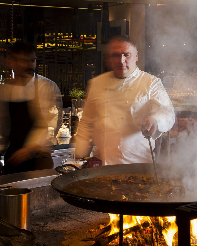 Jose Andres for Conde Nast Traveler