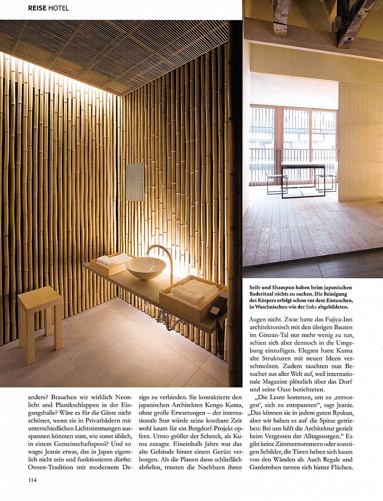 Architectural Digest Germany March