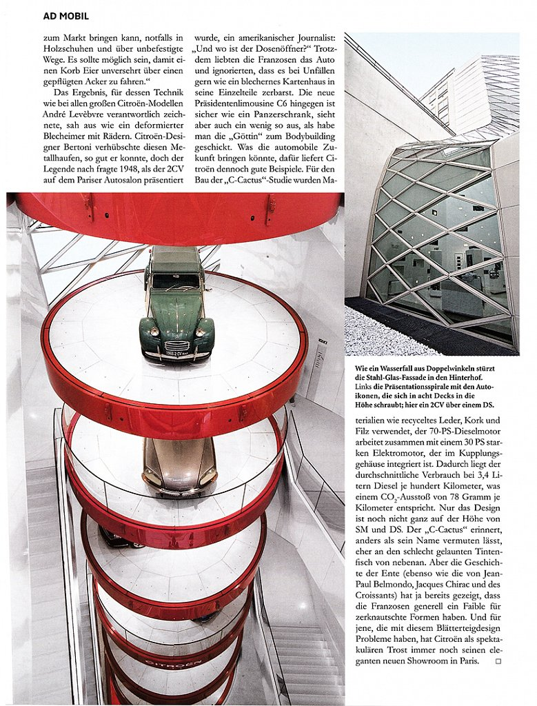 Architectural Digest Germany May